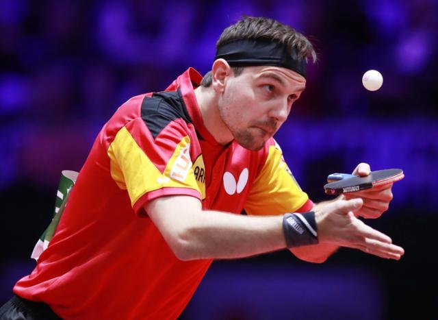 乒乓球欧锦赛明天开打!38岁国乒强敌坐镇,谁能撼动德国战车?