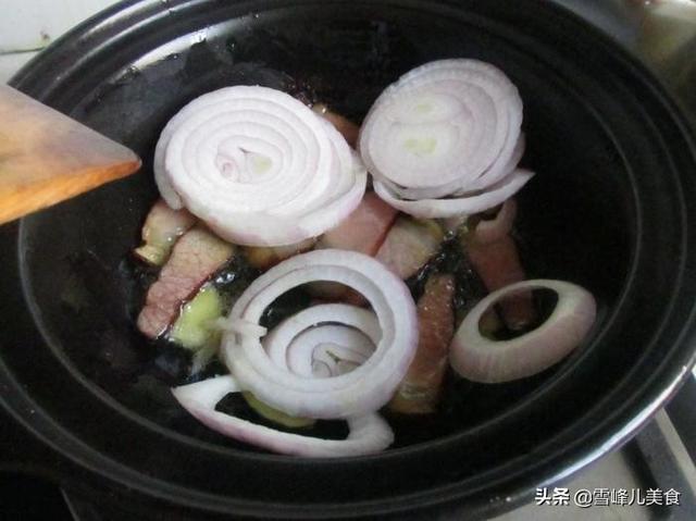 不够这样做,一锅都美食吃,尝过的都说好吃,营养洋葱就和喝红豆水便秘图片