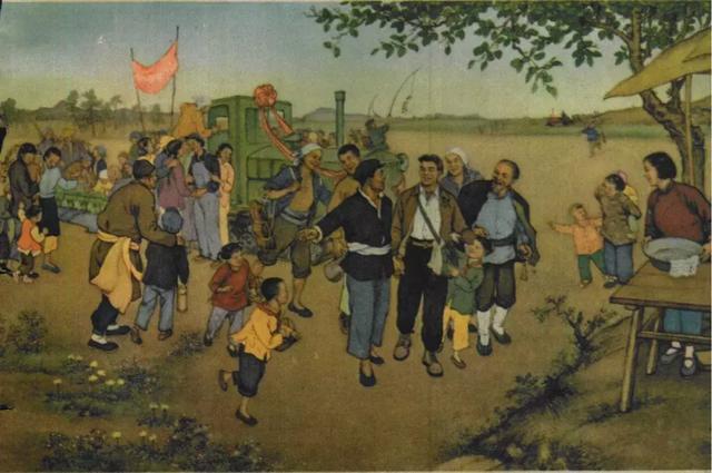 陈履生:50年代的中国梦