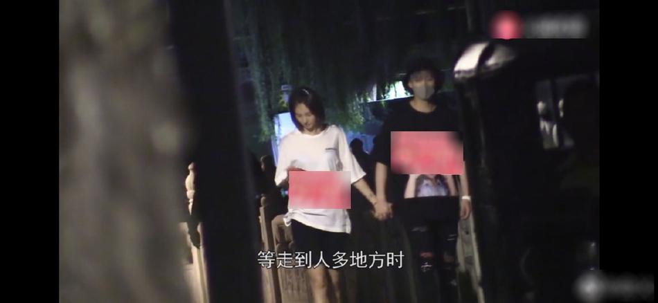 金晨新恋情曝光,新男友疑似董又霖?