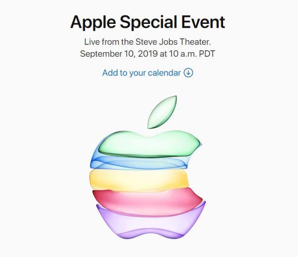 紫了绿了?境外媒体预测苹果秋季发布