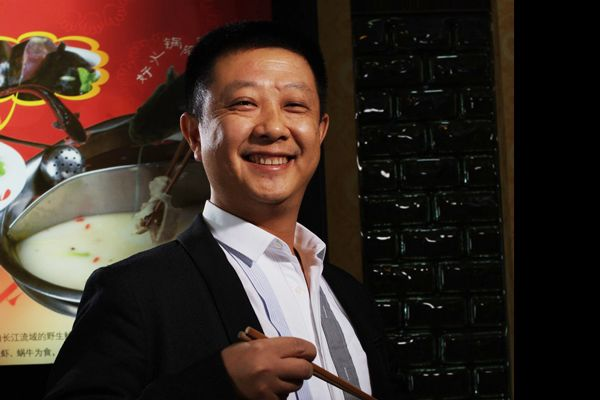海底捞老板跑成新加坡首富!高,实在是高!