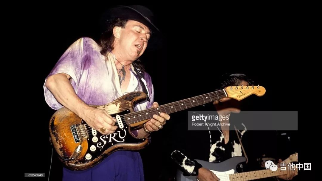 Stevie Ray Vaughan 人生中的最后一曲 :1990年8月27日