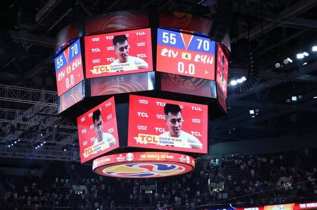 中国男篮开门红郭艾伦奖杯背后:TCL借篮球世界杯实现国际化营销