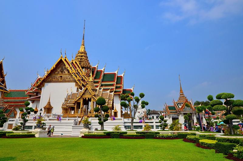 泰国十个顶级旅游景点
