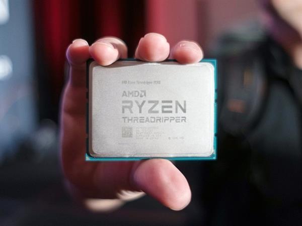 AMD最新撕裂者性能曝光比上代产品提升90%