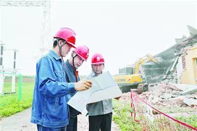 【工程】牡佳客运专线七台河西牵引站 220千伏外部供电工程顺利开工