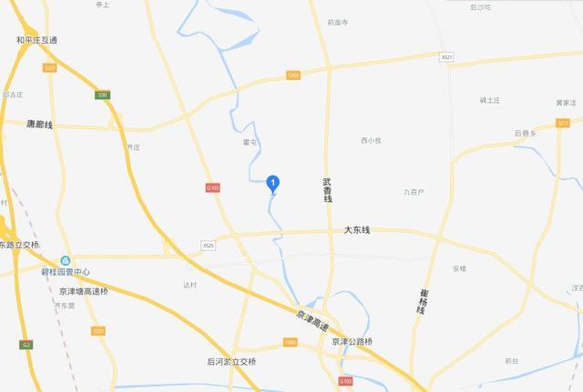 南蔡村镇gdp_武清区南蔡村镇规划图