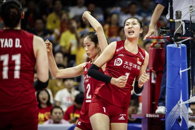 中國女排世界杯名單分析:鄭益昕穩,劉晏含懸,楊涵玉機會渺茫
