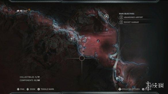 《战争机器5》超大关卡:有比普通关卡大50倍地图