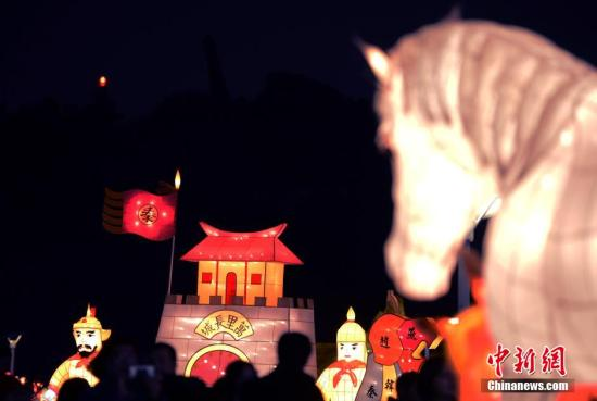 中國元宵燈節將首登智利 成為中智文化交匯點