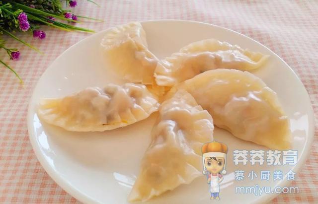 营养主食——香菇胡萝卜蒸饺