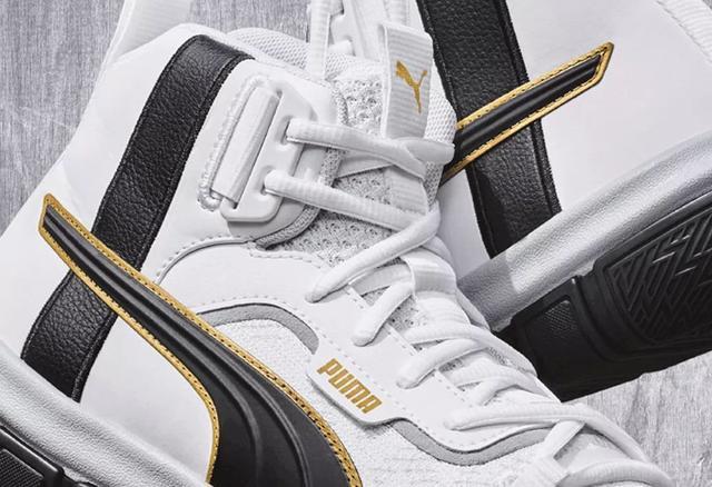 搭载王牌缓震!彪马第三款篮球鞋PUMALegacy刚刚发售