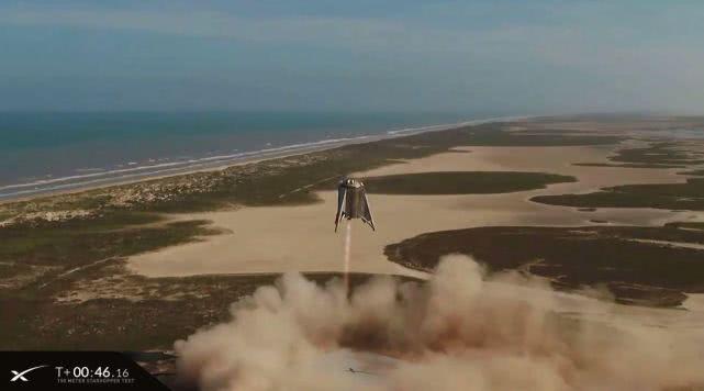 SpaceX开始选择星际飞船火星登陆地点