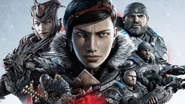 《战争机器5》媒体评分明日解禁预购玩家周五抢先玩