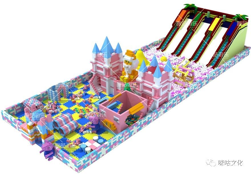 西安儿童游乐设备厂家 咪咕游乐帮您解析室内儿童乐园现有模式及发展前景 咪咕动态 游乐设备第3张