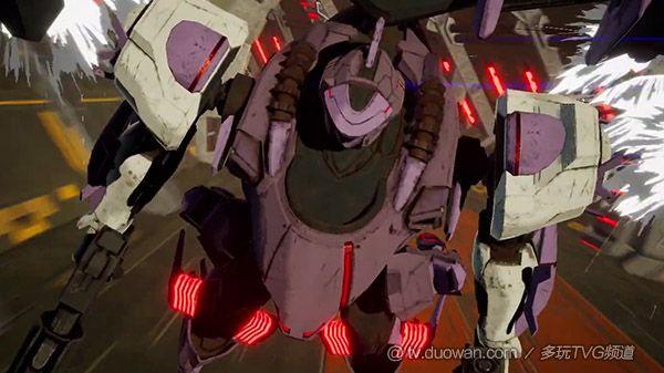 《机甲战魔》发售预告片公布9月13日上线Switch