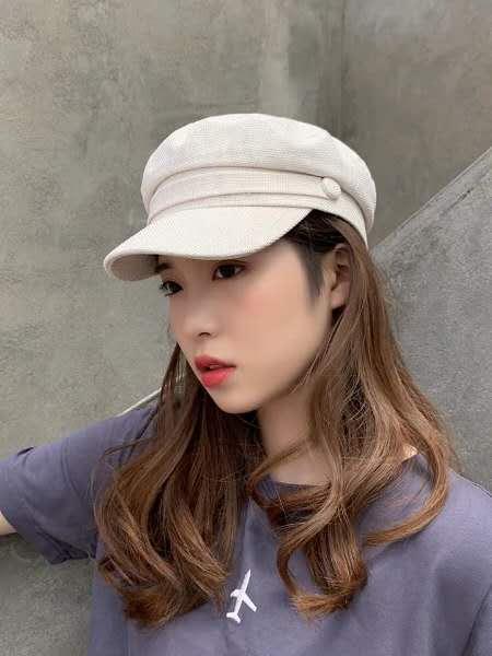 Octagonal cap