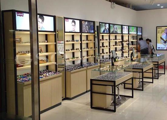 眼镜店会员管理系统开发