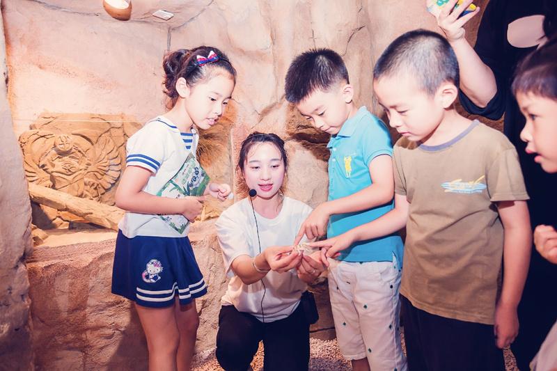 36氪首发 | 把动物园开到商场里,「Mr Zoo 小小动物元」今年已完成三轮融资