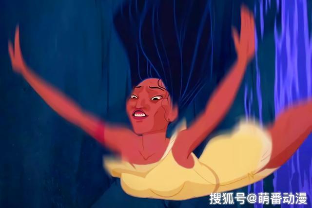 當迪士尼公主們接受現實設定后,場景過于真實,笑得我肚子疼 作者: 來源:萌番動漫