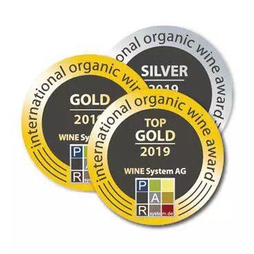 金色时代有机葡萄酒获第十届PAR国际有机葡萄酒大奖