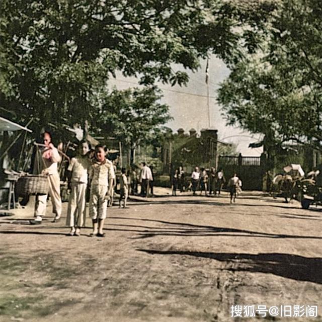 三十年代末河南,淪陷中的各地影像