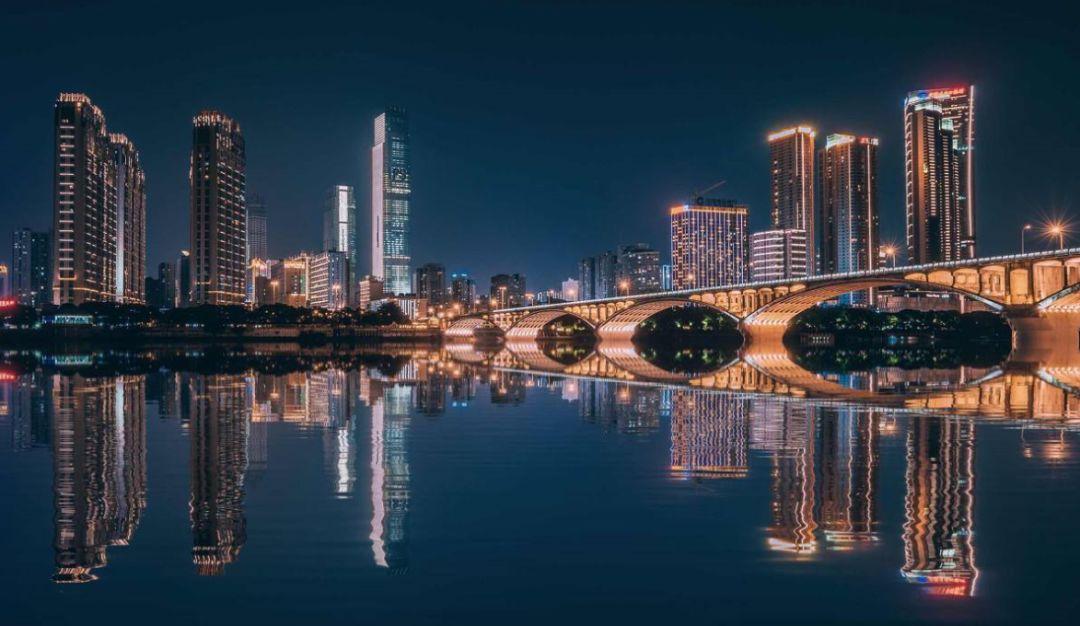 长沙经济总量中部城市_长沙2020年经济占比图