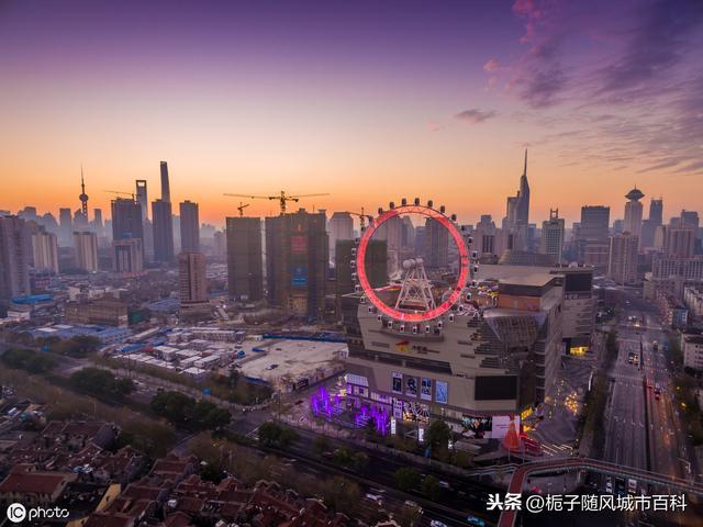 徐汇gdp_它们是上海市GDP最高的六个区,没想到徐汇区却没上榜