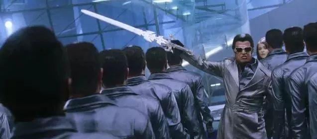 【预告】《宝莱坞机器人2.0:重生归来》印度机器人开挂了!