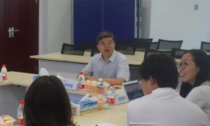 天安财险副总裁张宇生赴广东分公司调研指导工作插图