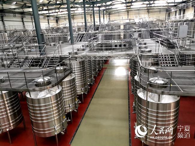 中國(寧夏)賀蘭山東麓葡萄酒旅游智庫揭牌