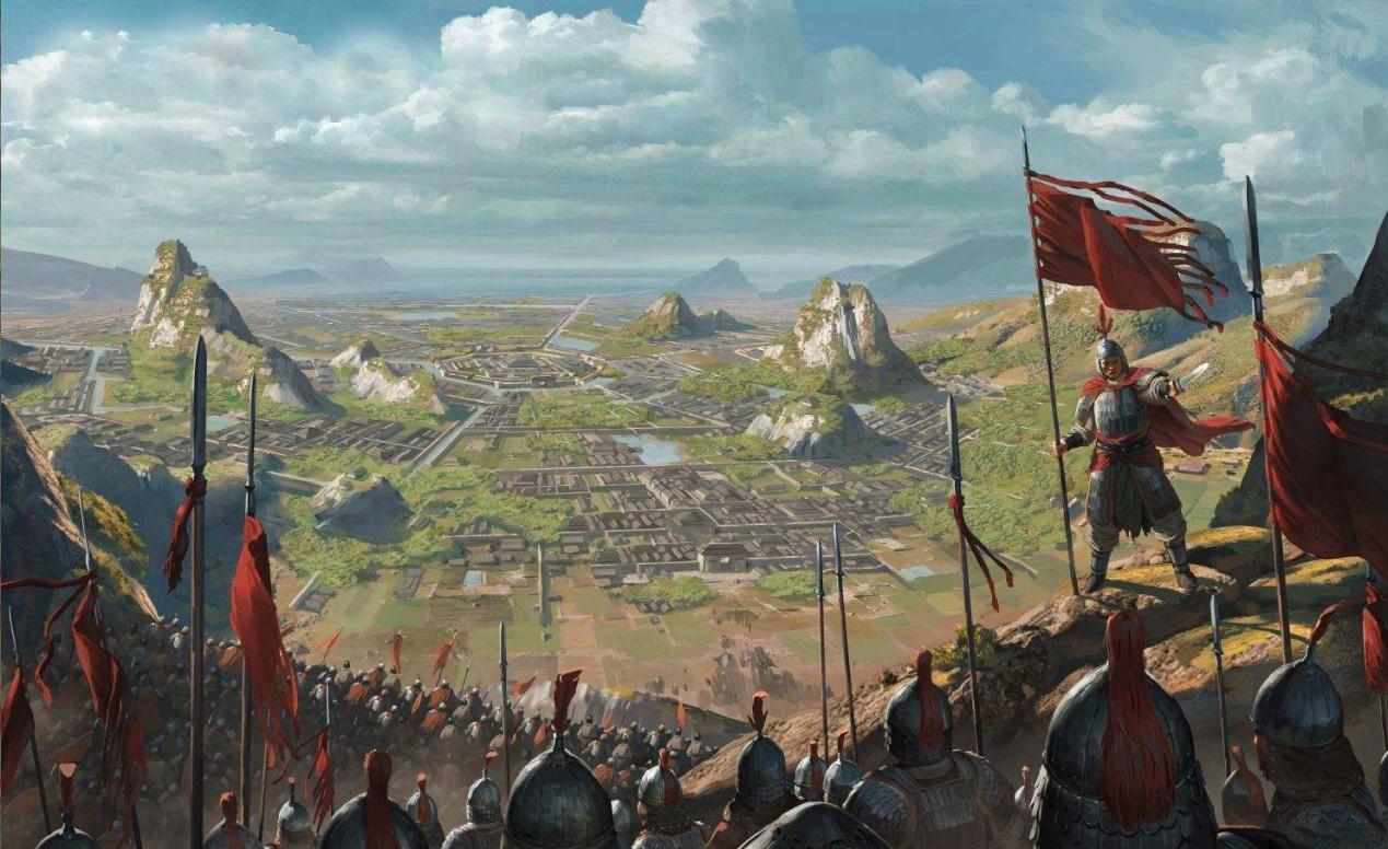 夷陵之战,陆逊被八阵图困住,为何却被诸葛亮的岳父黄承彦放走