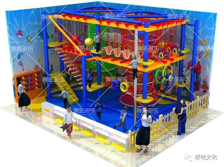 西安儿童游乐设备厂家 咪咕游乐帮您解析室内儿童乐园现有模式及发展前景 咪咕动态 游乐设备第6张