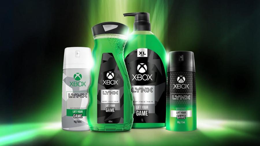 Xbox牌沐浴露正式开售:为你带来绿色柑橘气息