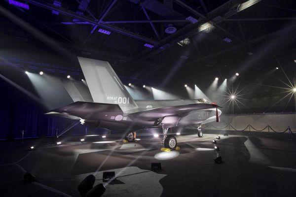 """駐韓美軍換裝F-35""""面向印太""""將進一步打破地區戰略平衡"""
