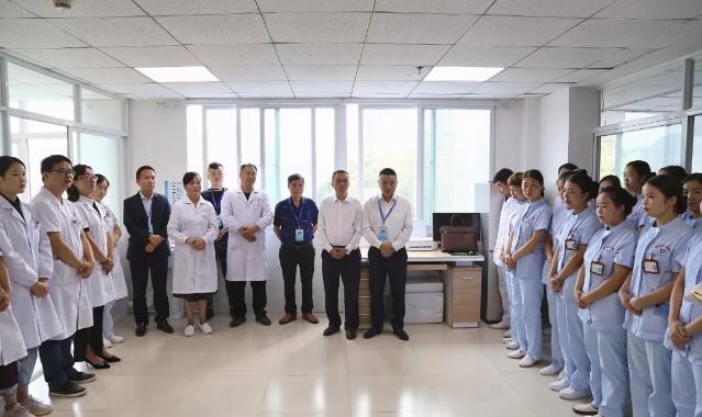 祝贺!普定县人民医院肾内科正式开科