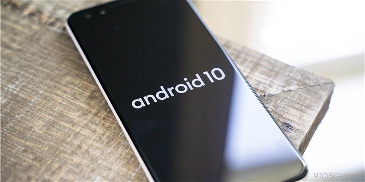 谷歌Android 10來了!安卓10正式版發布