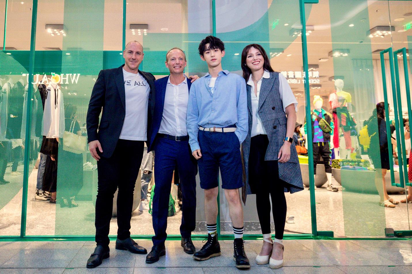 außergewöhnliche Auswahl an Stilen modernes Design verkauf uk 经典出发,及时型乐ESPRIT全新概念店在北京正式开幕_品牌