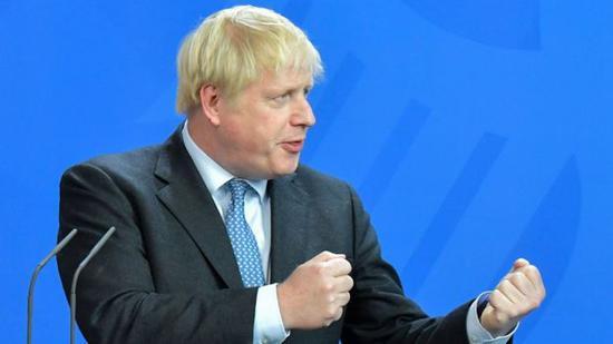 英國首相約翰遜議會選舉失利 保守黨失去多數席位