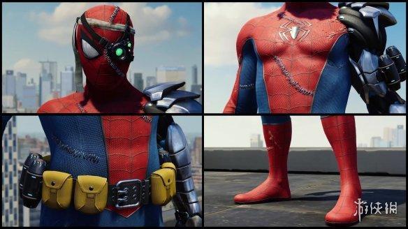 不仅能打还能暖暖《漫威蜘蛛侠》全战衣宣传视频