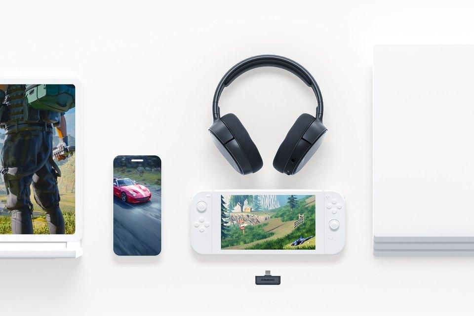 多平台适配 赛睿推出ARCTIS 1无线耳机