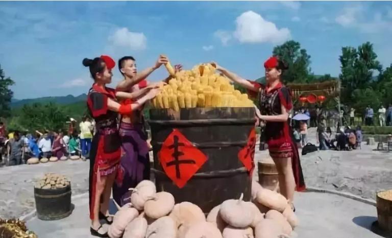 渑池县仰韶农耕文化节来啦!