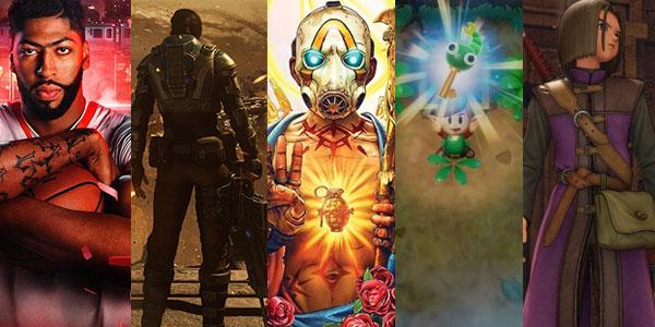 2019年9月新游推荐《无主之地3》正式发售