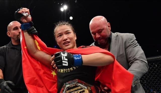 張偉麗拿到UFC冠軍成就有多高?泰森怒斥:打不好拳擊才打MMA