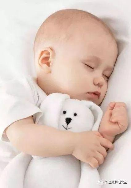 宝宝各阶段睡眠时间表,你家宝宝睡够了没?