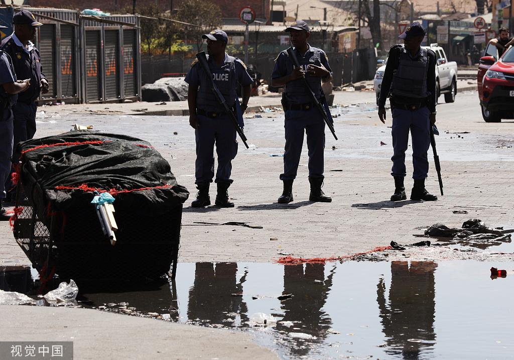 南非暴力排外事件这是真的吗?南非暴力排外事件具体情况(图4)