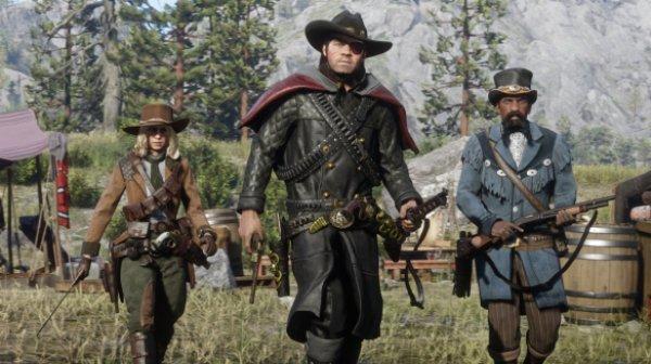 《荒野大镖客2》9月10日更新三种新边境职业上线