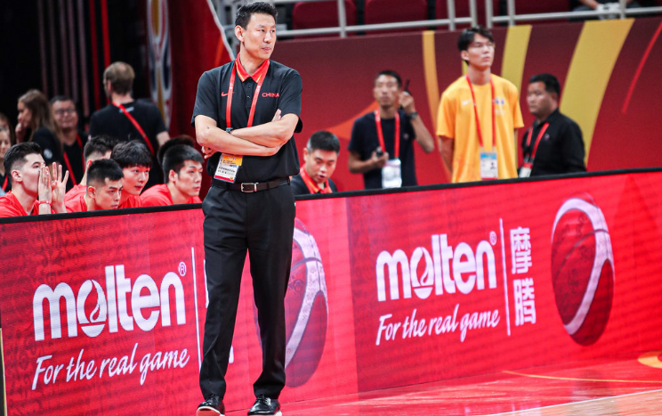 29分!李楠儿子跨级比赛迎爆发,他能成为未来男篮内线主力吗