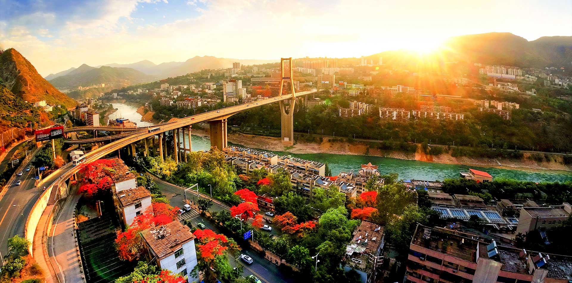 四川居住最 舒适 的城市,人均紧追成都,不是德阳也不是宜宾